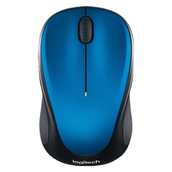 Product image of Logitech M235 Wireless Mouse Blue - Click for product page of Logitech M235 Wireless Mouse Blue