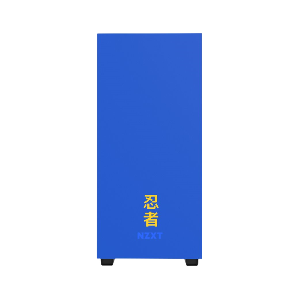 A large main feature product image of NZXT H700i Ninja Special Edition Mid Tower Case