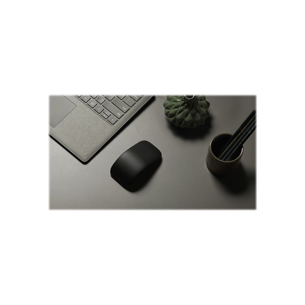 A large main feature product image of Microsoft Arc Touch Wireless Mouse
