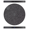 A small tile product image of ALOGIC Prime Series Wireless Charging Pad - 10W - Space Grey