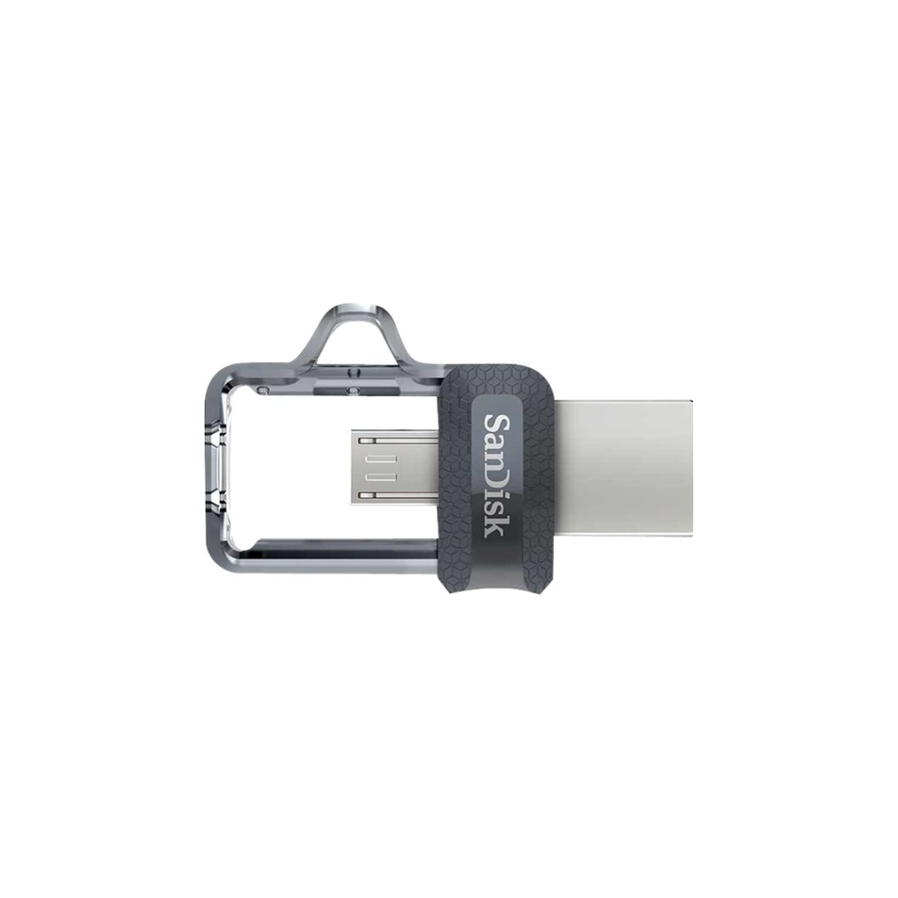 A large main feature product image of SanDisk Ultra Dual Drive m3.0 32GB USB3.0/micro-USB OTG Android