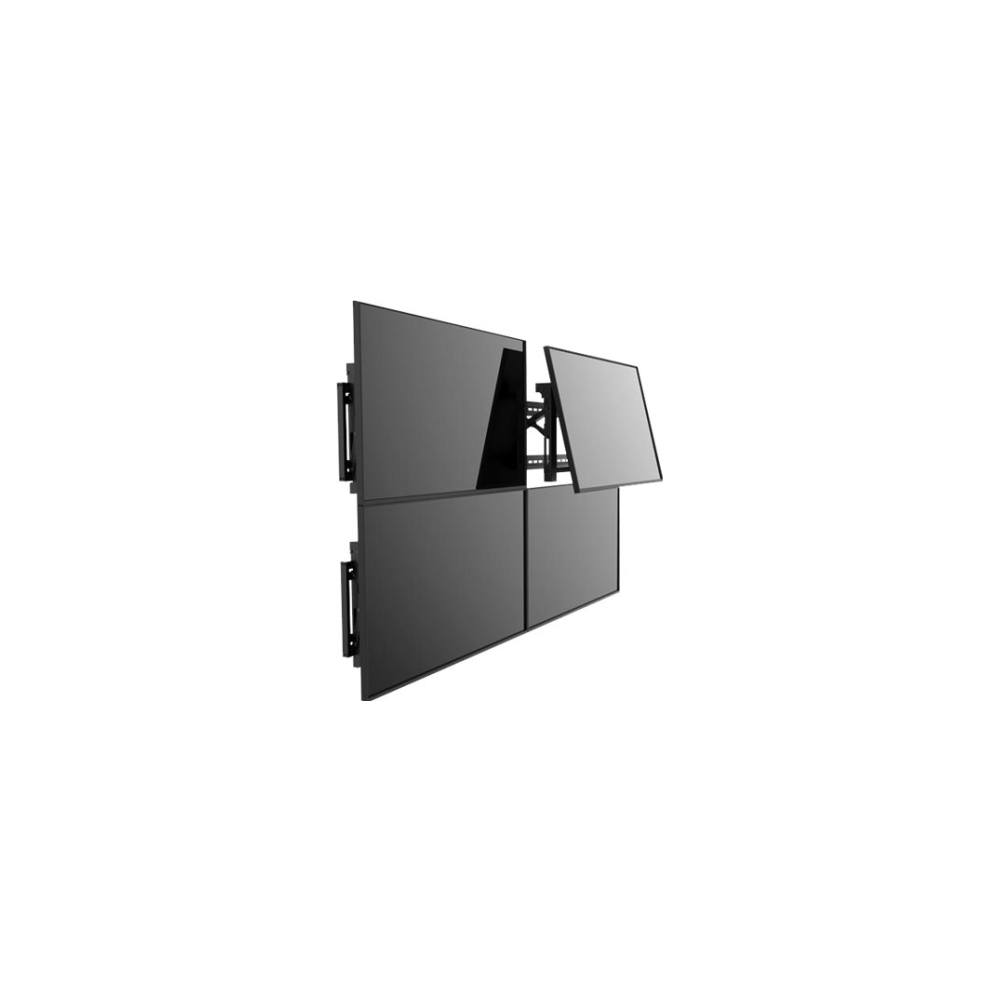 """A large main feature product image of Startech Video Wall Mount for 45-70"""" VESA Mount Displays - Anti-Theft"""