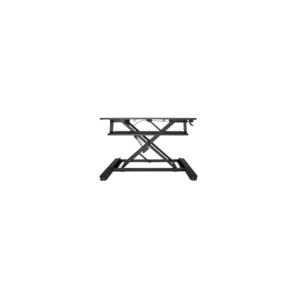 """A large main feature product image of Startech Sit Stand Desk Converter - Large 35"""" Work Surface"""