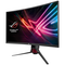 "A small tile product image of ASUS ROG Strix XG32VQ 31.5"" WQHD FreeSync Curved 144Hz 4MS VA LED Gaming Monitor"