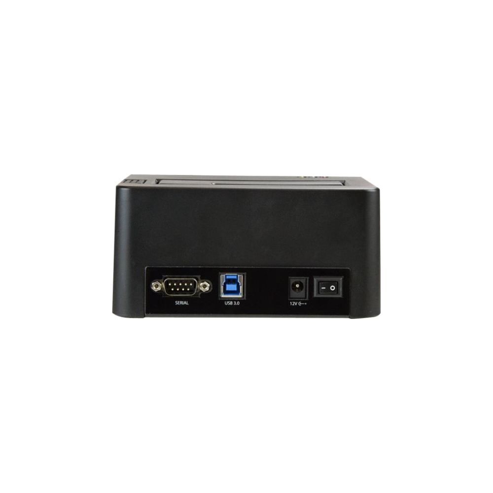 """A large main feature product image of Startech Hard Drive Eraser/Dock - For 2.5/3.5"""" SATA SSD/HDD - 4Kn"""