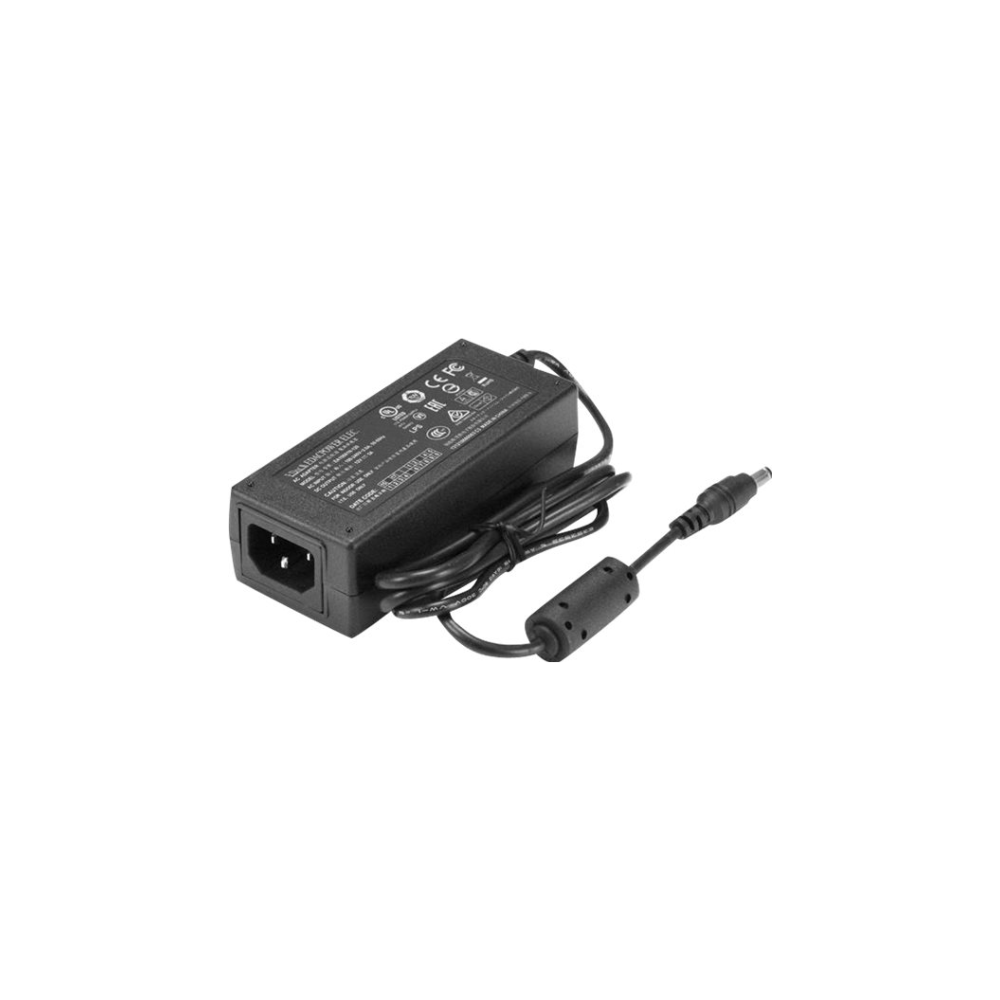 A large main feature product image of Startech Replacement or Spare 12V DC Power Adapter - 12 Volts, 5 Amps