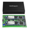 A small tile product image of Startech Dual M.2 SATA Enclosure - RAID - USB 3.1 Gen 2 USB C / USB A