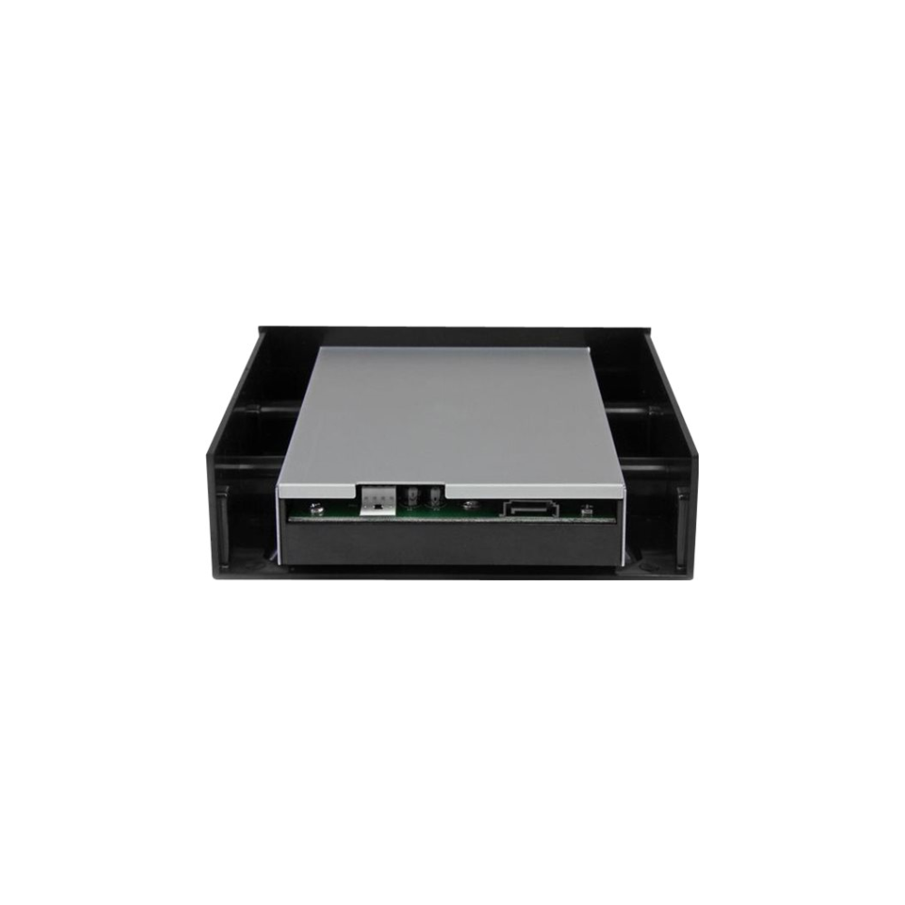 """A large main feature product image of Startech Hot Swap Hard Drive Bay 2.5"""" SATA SSD HDD USB 3.1 Enclosure"""