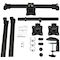 A small tile product image of Startech Triple-Monitor Mount - Steel - Articulating Arms