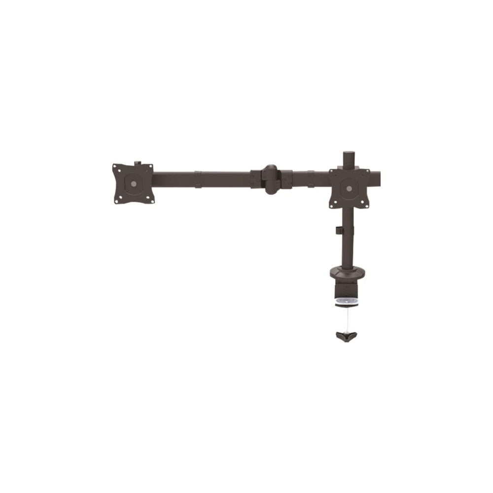 A large main feature product image of Startech Triple-Monitor Mount - Steel - Articulating Arms