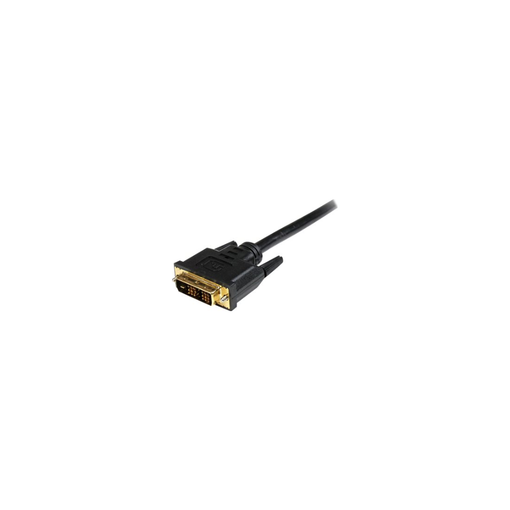 A large main feature product image of Startech 10 ft HDMI to DVI-D Cable - M/M
