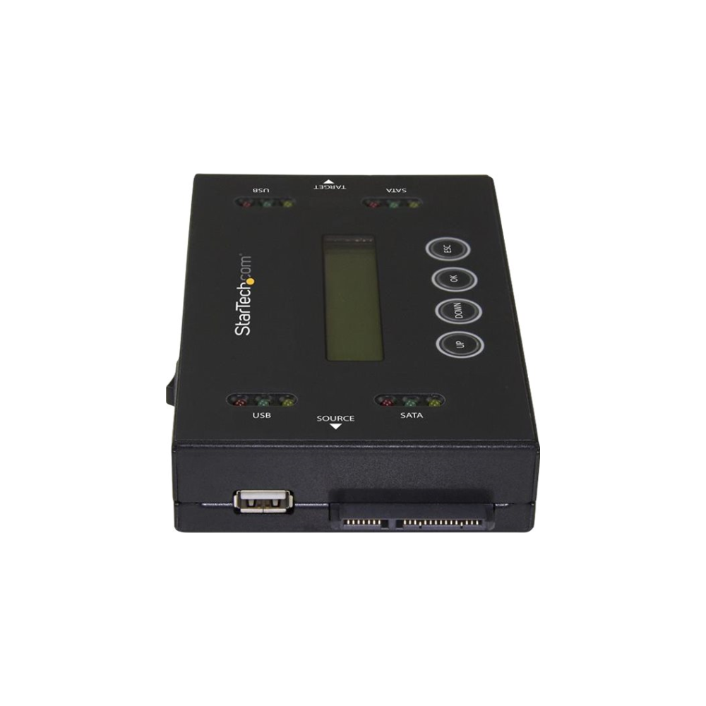 A large main feature product image of Startech Standalone Drive Duplicator & Eraser - Flash Drives and SATA