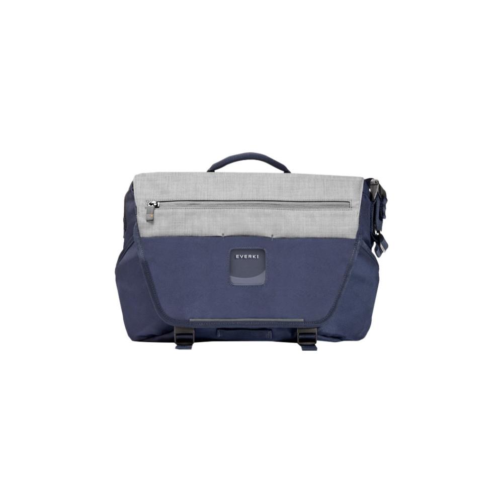 "A large main feature product image of Everki ContemPRO 14"" Laptop Bike Messenger Bag (Blue)"