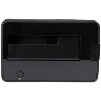 "Product image of Startech Drive Docking Station for 2.5 / 3.5"" SATA Drives - USB 3.1 (USB-A, USB-C) or eSATA - Click for product page of Startech Drive Docking Station for 2.5 / 3.5"" SATA Drives - USB 3.1 (USB-A, USB-C) or eSATA"