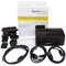 """A small tile product image of Startech Drive Docking Station for 2.5 / 3.5"""" SATA Drives - USB 3.1 (USB-A, USB-C) or eSATA"""