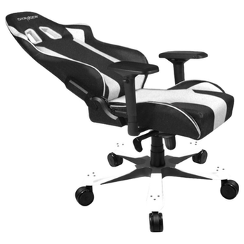 Product image of DXRacer KS06 Series PC Gaming Chair - Black & White w/ Lumbar Support - Click for product page of DXRacer KS06 Series PC Gaming Chair - Black & White w/ Lumbar Support