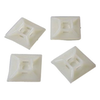 A product image of Startech Self-adhesive Nylon Cable Tie Mounts - Pkg of 100