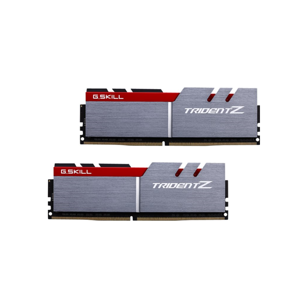 A large main feature product image of G.Skill 16GB Kit (2x8GB) DDR4 Trident Z 3733MHz C17
