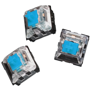 Product image of Logitech G GX-Blue Clicky Switches for PRO X Keyboard - Click for product page of Logitech G GX-Blue Clicky Switches for PRO X Keyboard