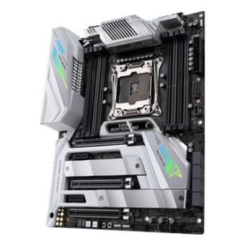 Product image of ASUS PRIME X299 Edition 30 ATX LGA2066 Desktop Motherboard - Click for product page of ASUS PRIME X299 Edition 30 ATX LGA2066 Desktop Motherboard