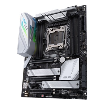 Product image of ASUS PRIME X299-A II ATX LGA2066 Desktop Motherboard - Click for product page of ASUS PRIME X299-A II ATX LGA2066 Desktop Motherboard