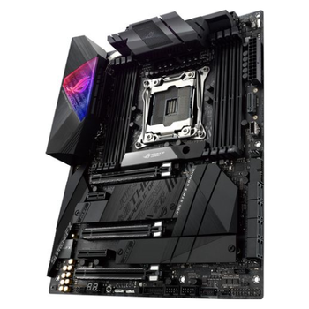 Product image of ASUS ROG Strix X299-E Gaming II ATX LGA2066 Desktop Motherboard - Click for product page of ASUS ROG Strix X299-E Gaming II ATX LGA2066 Desktop Motherboard