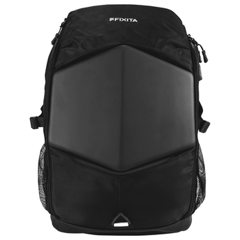 "Product image of Fixita Vast 17.3"" Black Notebook Backpack - Click for product page of Fixita Vast 17.3"" Black Notebook Backpack"