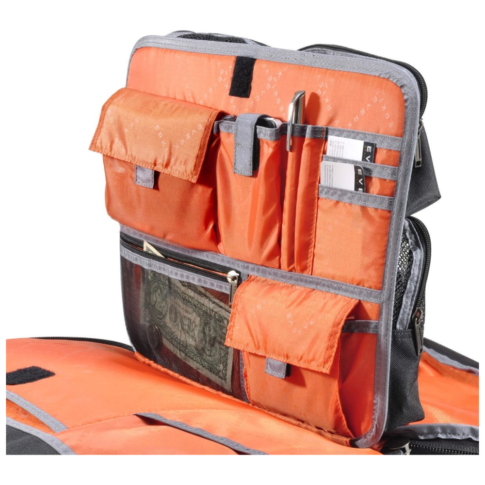 """A large main feature product image of Everki 17.3"""" Versa Checkpoint Friendly Briefcase"""