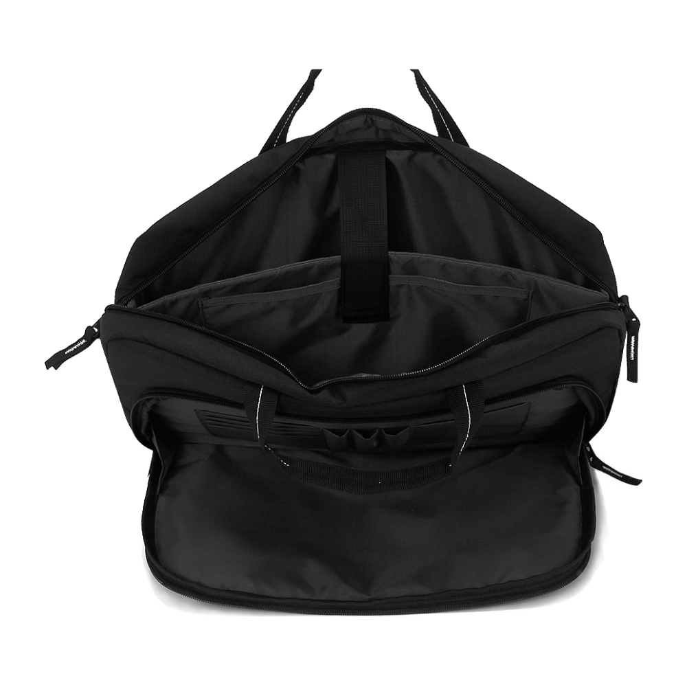 "A large main feature product image of Fixita Urban 15.6"" Black Messenger Notebook Bag"
