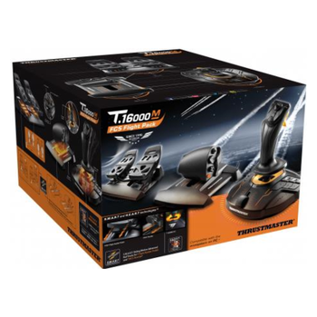Product image of Thrustmaster T.16000M FCS Flight Pack For PC - Click for product page of Thrustmaster T.16000M FCS Flight Pack For PC