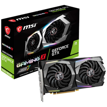 Product image of MSI GeForce GTX1660 Super Gaming X 6GB GDDR6 - Click for product page of MSI GeForce GTX1660 Super Gaming X 6GB GDDR6
