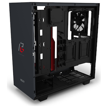 NZXT H510i ASRock Phantom Edition Mid Tower Case w/ Side Panel Window