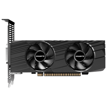 Product image of Gigabyte Geforce GTX1650 OC Low Profile 4GB GDDR5  - Click for product page of Gigabyte Geforce GTX1650 OC Low Profile 4GB GDDR5