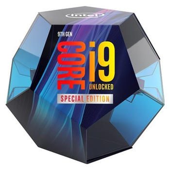 Product image of Intel Core i9 9900KS 4GHz Coffee Lake R 8 Core 16 Thread LGA1151-CL - No HSF Retail Box - Click for product page of Intel Core i9 9900KS 4GHz Coffee Lake R 8 Core 16 Thread LGA1151-CL - No HSF Retail Box