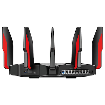 Product image of TP-LINK Archer AX11000 Next-Gen Tri-Band Gaming Router - Click for product page of TP-LINK Archer AX11000 Next-Gen Tri-Band Gaming Router