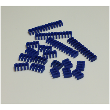 Product image of GamerChief Cable Comb Set ABS - Blue - Click for product page of GamerChief Cable Comb Set ABS - Blue