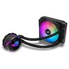 A product image of ASUS ROG Strix LC 120mm RGB AIO Liquid Cooler