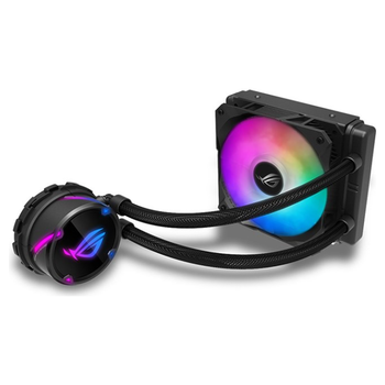 Product image of ASUS ROG Strix LC 120mm RGB AIO Liquid Cooler - Click for product page of ASUS ROG Strix LC 120mm RGB AIO Liquid Cooler