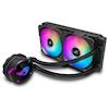 A product image of ASUS ROG Strix LC 240mm RGB AIO Liquid Cooler