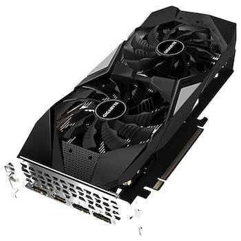Product image of Gigabyte Geforce RTX2070 WINDFORCE 2X 8G GDDR6 - Click for product page of Gigabyte Geforce RTX2070 WINDFORCE 2X 8G GDDR6