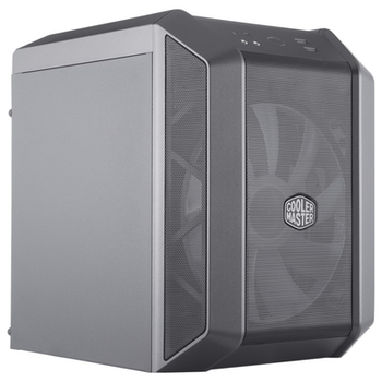 Product image of Cooler Master MasterCase H100 mITX Case - Click for product page of Cooler Master MasterCase H100 mITX Case