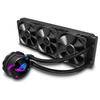 A product image of ASUS ROG Strix LC 360mm AIO Liquid Cooler