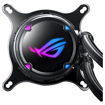 Product image of ASUS ROG Strix LC 360mm AIO Liquid Cooler - Click for product page of ASUS ROG Strix LC 360mm AIO Liquid Cooler