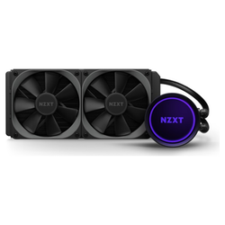 Product image of NZXT Kraken X53 240mm AIO Liquid CPU Cooler - Click for product page of NZXT Kraken X53 240mm AIO Liquid CPU Cooler