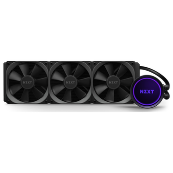 Product image of NZXT Kraken X73 360mm AIO Liquid CPU Cooler - Click for product page of NZXT Kraken X73 360mm AIO Liquid CPU Cooler