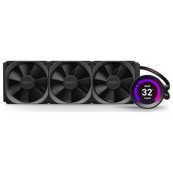 Product image of NZXT Kraken Z73 360mm AIO Liquid CPU Cooler - Click for product page of NZXT Kraken Z73 360mm AIO Liquid CPU Cooler