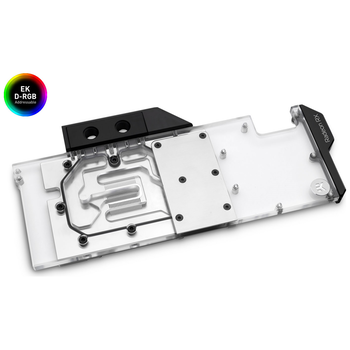 Product image of EK Quantum Vector Radeon RX 5700 +XT D-RGB - Nickel + Plexi - Click for product page of EK Quantum Vector Radeon RX 5700 +XT D-RGB - Nickel + Plexi
