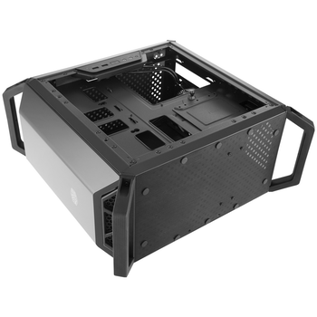Product image of EX-DEMO Cooler Master MasterBox Q300P RGB mATX Tower Case w/Side Panel Window - Click for product page of EX-DEMO Cooler Master MasterBox Q300P RGB mATX Tower Case w/Side Panel Window