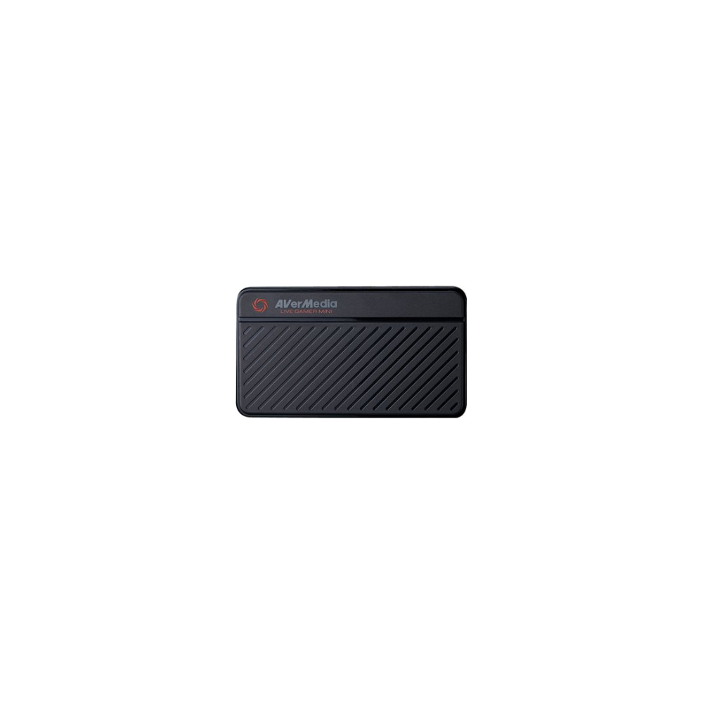 A large main feature product image of AverMedia GC311 Live Gamer Mini Capture Device