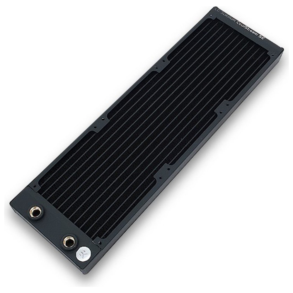 A large main feature product image of EK Coolstream PE 360mm Radiator